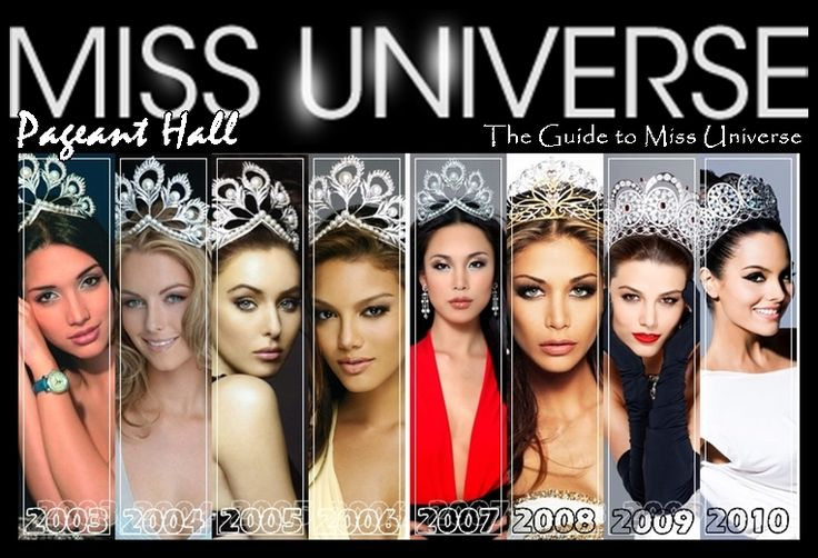 Since its inception in 1952, Miss Universe title has been won by 61 women including Oxana Fedorova of Russia who was dethroned officially on September 2002. TITLEHOLDERS 1952: Armi Kuusela – …