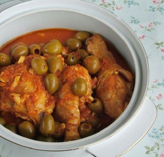 Így készítik a marokkói zsidók a csirkepörköltet - 100fok