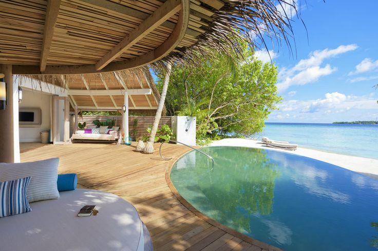Milaidhoo Beach Pool Villa Pool