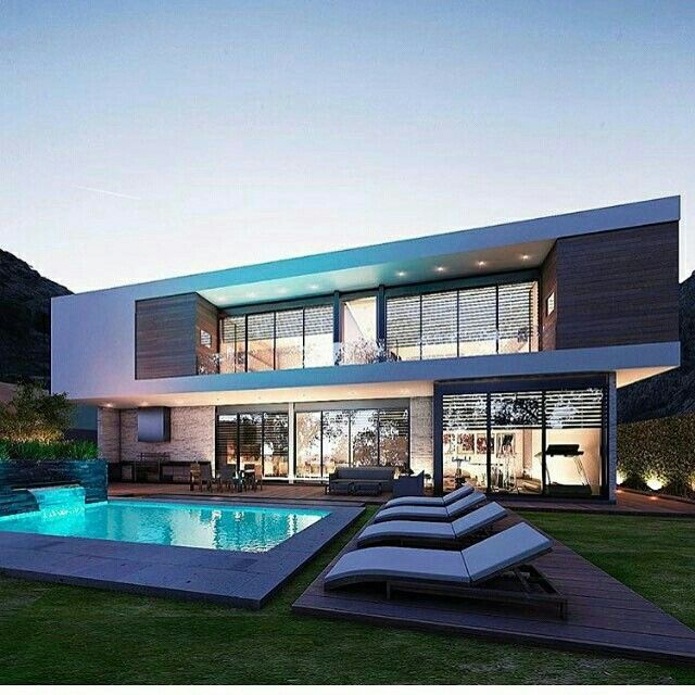Modern Architecture Mansions 687 best architecture / private houses images on pinterest
