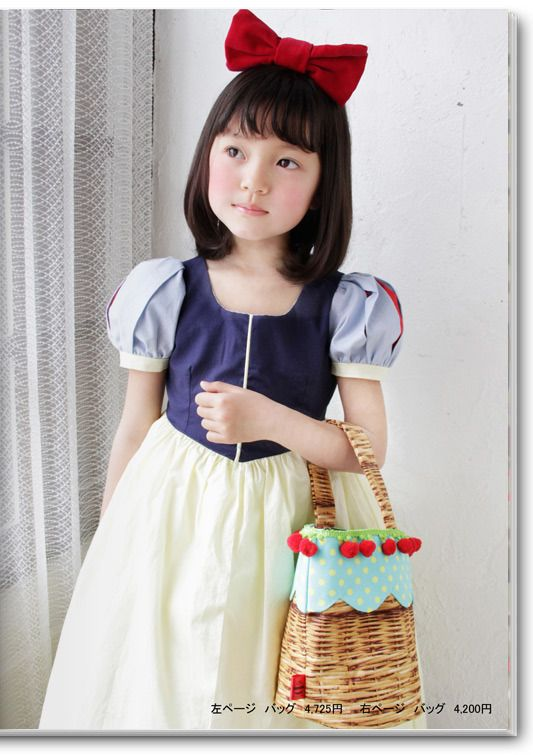 """ドレス""""snow white"""""""