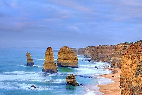 The 12 Apostles by Adam Gormley The famous Australian ...