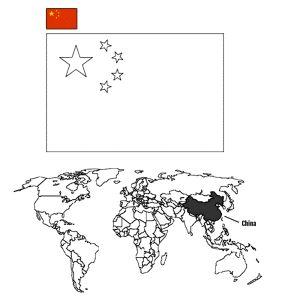 landen en vlaggen kleurplaten vlaggen kleurplaten en