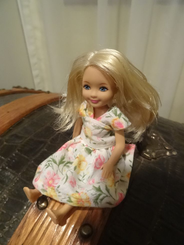 My Chelsea Dress Pattern My Barbie Skipper Stacie And