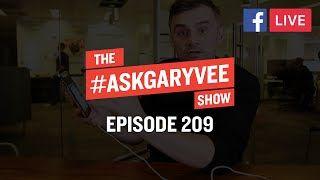 Landon Cassill NASCAR Marketing & Paying NCAA Athletes   #AskGaryVee Episode 209