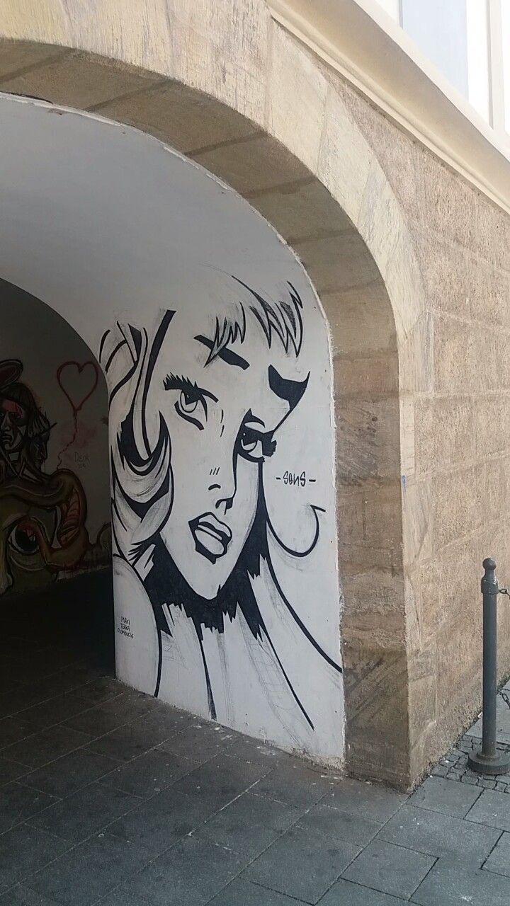 Comic Graffiti