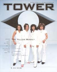 TOWER No.83 - THE YELLOW MONKEY