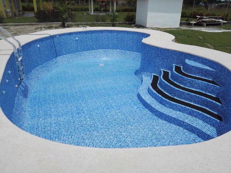 14 best Membranas pvc diseños revestimiento piscinas images on ...