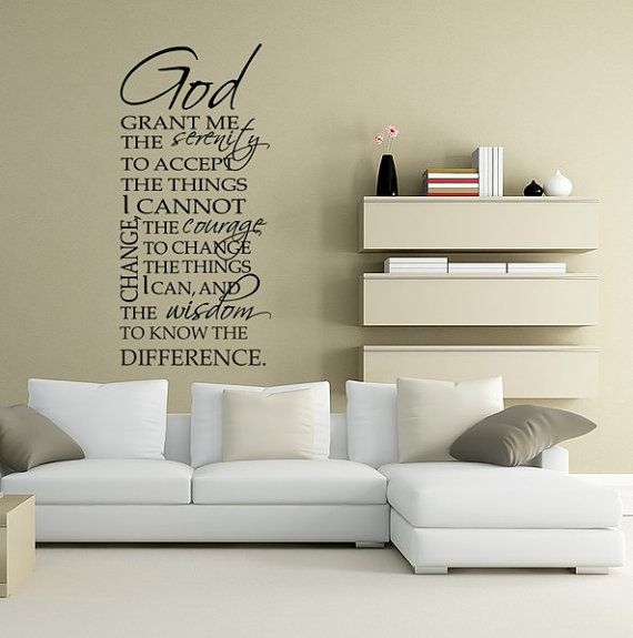 Serenity Prayer Wall Art 57 best serenity prayer images on pinterest | serenity prayer