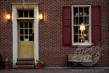 Brick Houses Doors And Bricks On Pinterest