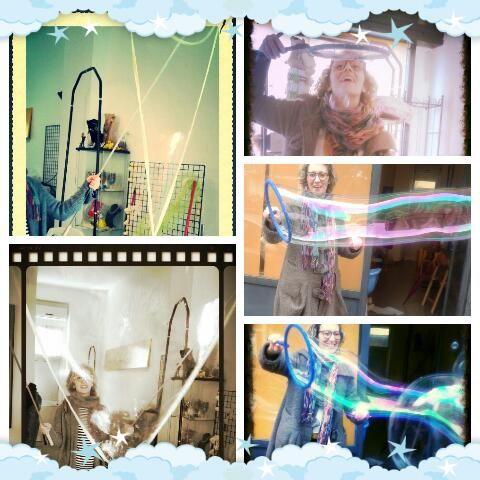 LIBELLULANDO....: corso bolle di sapone Milano - presso Laboratorio ...