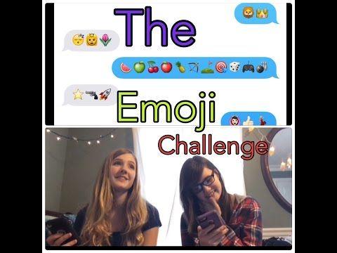 the emoji challenge | carabear_15. Texting emoji challenge - YouTube watch this! Im in it!