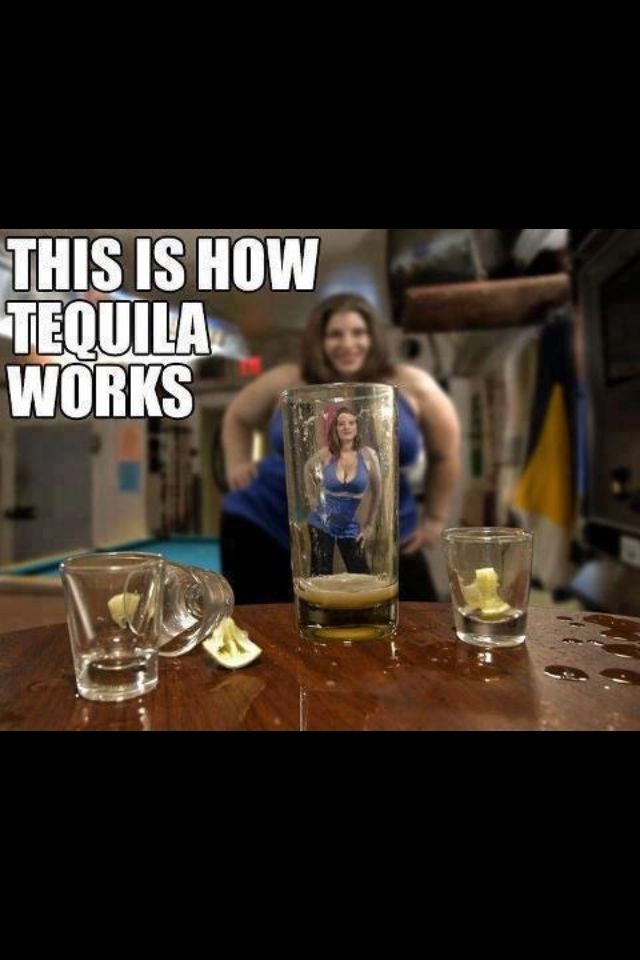 Tequila joke   Funny or cute pics from FB   Pinterest ...