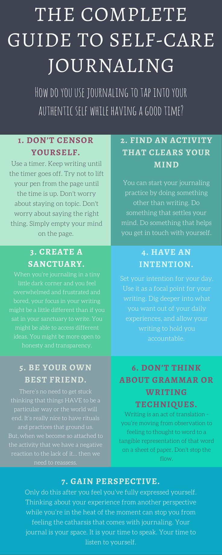 It's the ultimate self-care activity. Something you do for yourself that ignites your soul, stimulates your mind, and opens your heart. If it's great then why doesn't everyone do it? I believe it has something to do with not having the tools to make the journaling process fun and soothing. Click the pin to get all 10 tools and tips to help you get the most of out the ultimate self-care activity: Journaling. Go to TheTruthPractice.com for more on inspiration, authenticity, and self-care.