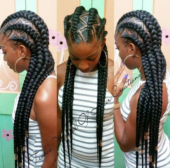 145 Best Images About African Hair Braiding On