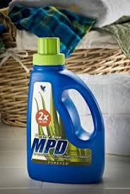 MPD is a multi-purpose liquid concentrated detergent created by FLP as a versatile cleaning product that is ideal for the laundry (all types of clothes), marvellous as a household cleaner, for floors, bathrooms, tile and carpet cleaning, as well as perfect for dish-washing by hand. This safe, concentrated blue liquid detergent is great for lifting grime, cutting through grease, and removing stains, and being a liquid, it won't scratch or mark your bathroom surfaces. #aloeinspire