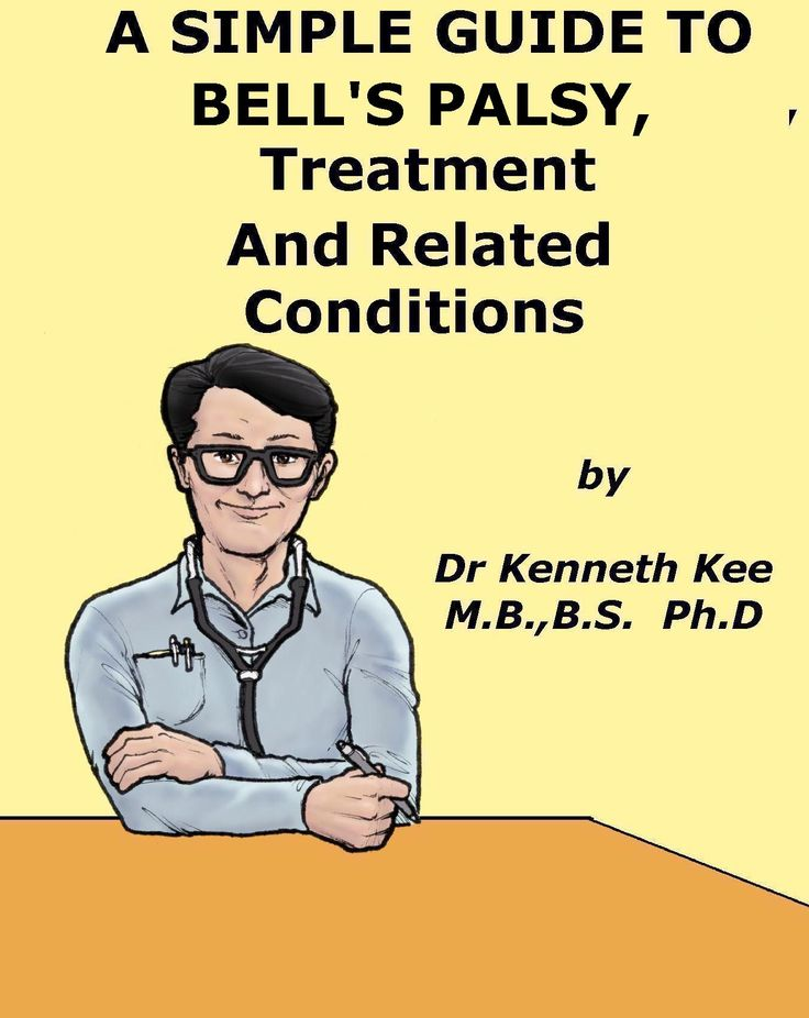 A Simple Guide to Bell's Facial Palsy, Treatment and Related Diseases   http://amazon.com/dp/B00LMX6GL6