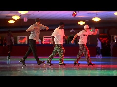 Fountain Valley rink is a hotbed for hip hop culture - YouTube