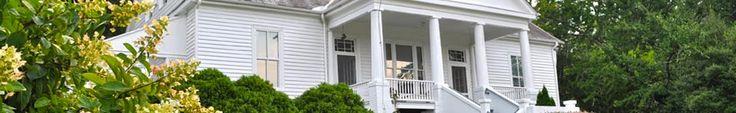 Carl Sandburg Home National Historic Site - Flat Rock, NC