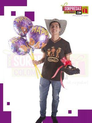 COLOMBIANISIMO Sorprende con este especial COMBO CREATIVO que enamorara una vez mas a esa persona especial. Visita nuestra tienda online www.sorpresascolombia,com o comunicate con nosotros 3003204727 - 3004198