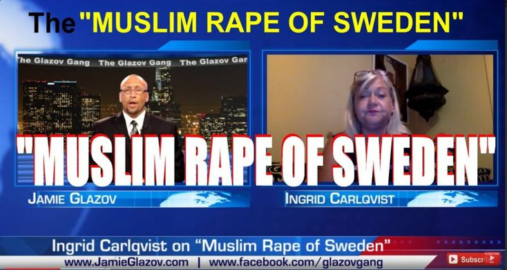 Gang rapes in Sweden by Muslim migrants just don't stop. Last weekend: A 25 y/o woman was stabbed and dragged to a a wooded area and gang-raped by her attackers. A woman in her twenties was r…