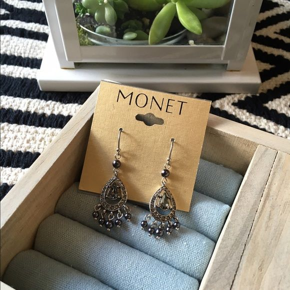 Monet Earrings Chandelier