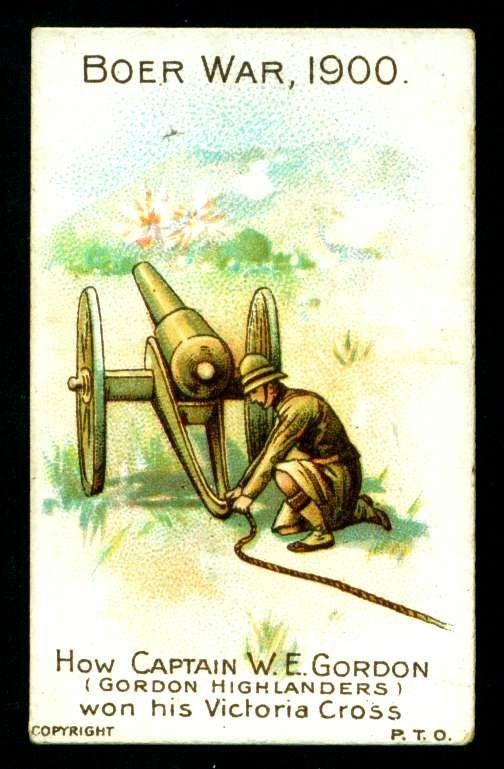 Boer war 1900