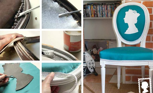 25 best ideas about chaise medaillon on pinterest for Renover une chaise medaillon