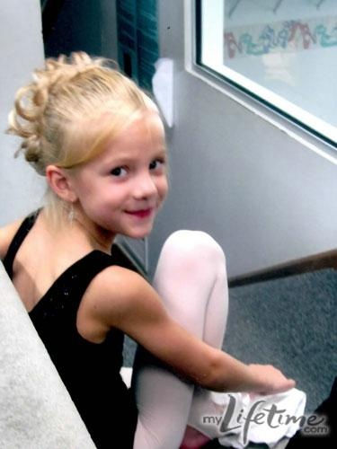 Dance Moms Paige childhood pictures