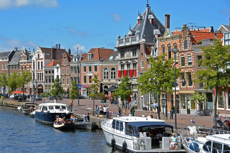 Haarlem, capitol city of North Holland in the Netherlands, and a great alternative to Amsterdam