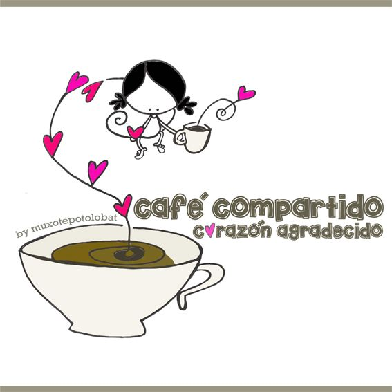Café con leche, sin azúcar. Con abrazo gigante. Y una buena conversación. Estos benditos cafés compartidos... y mi corazón tan agradecido. Eeeegunon mundo!! ::: kafe elkarbanatua, bihotza bizipoztua I need a coffe (and share it with you) :::
