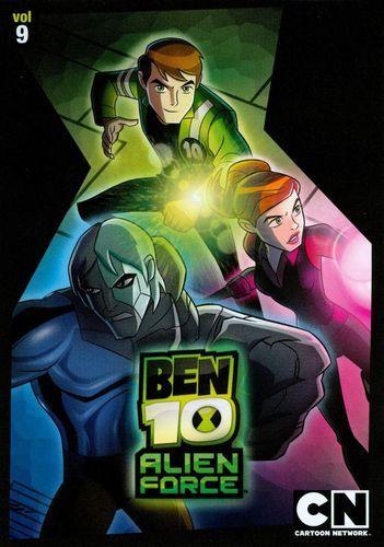 Ben 10: Alien Force, Vol. 9 [DVD]