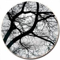 talerz z drewna klonu Old Trees