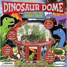 Dunecraft - Dinosaur Dome Science Kit - English Edition