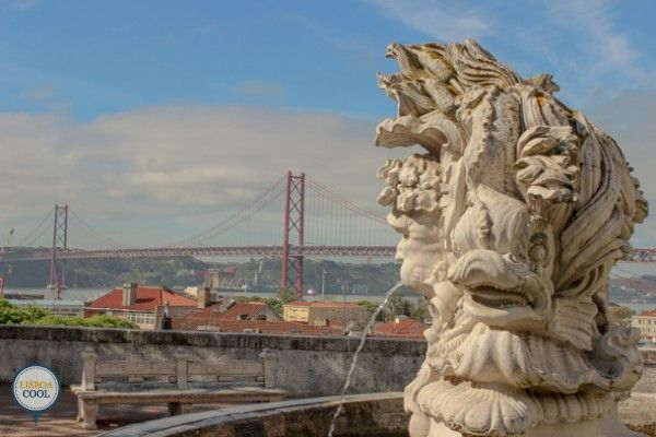 An overview on the best Miradouros in Lisbon!