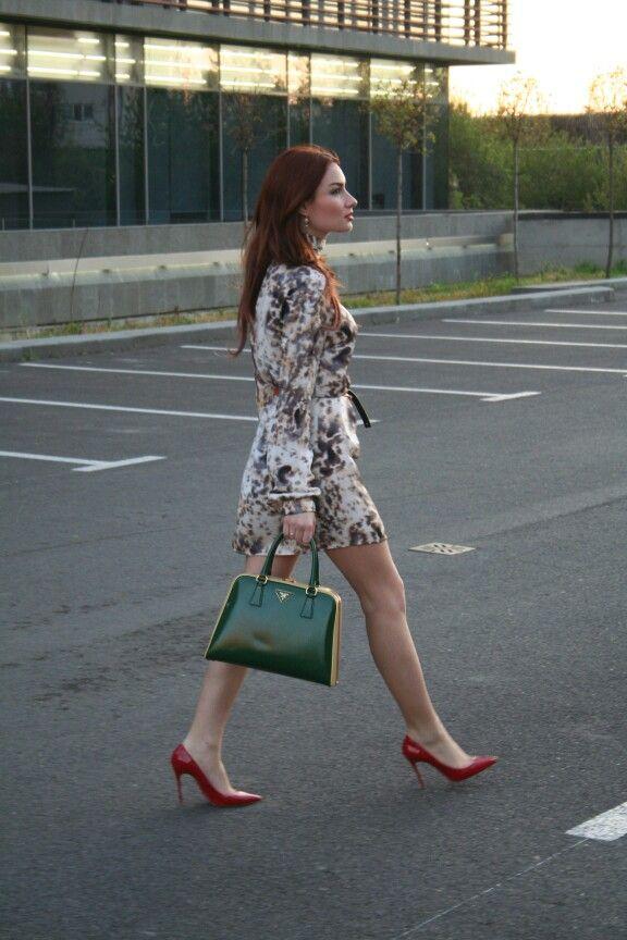 Prada#vintage#green