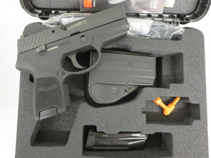Used Sig Sauer P320 Sub Compact 9mm w/ night sights, case and extra magazine $525 - http://www.gungrove.com/used-sig-sauer-p320-sub-compact-9mm-w-night-sights-case-and-extra-magazine-525/