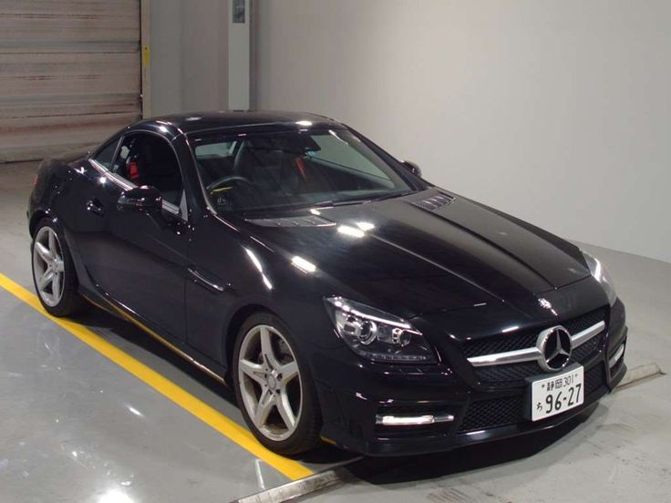 USED MERCEDES BENZ BENZ SLK FOR SALE in Japanese Auction | Year: 2012 Mileage: 8,000 | Displacement: 1800 | Transmission:FAT Starting BID Price: ¥ 2450000