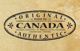 Rubber stamp Made in Canada by kadifecraft on Etsy, $4.00