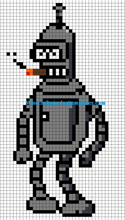 Minecraft Art Template | 25 Unique Pixel Art Templates Ideas On Pinterest Perler Bead