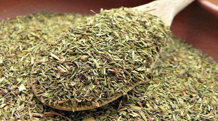 Did you know that down through the centuries thyme has been used for many ailments, from influenza to epileptic seizures? It was often mixed with equal parts of lavender and sprinkled on the floors of