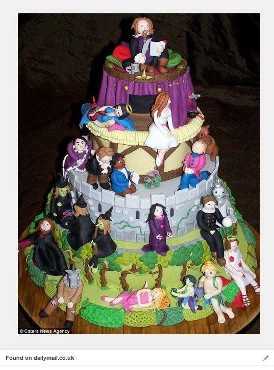 Amazing Birthday Cakes Uk