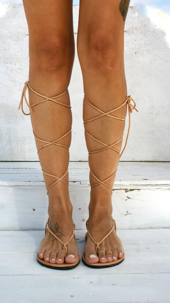 9e9a441924ed1 AGAPE/ genuine leather gladiator sandals/ ancient Greek sandals ...