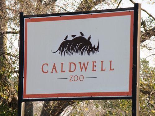 Caldwell Zoo, Tyler, Texas