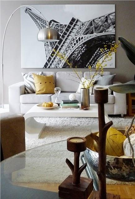 Jacquelyn Clark #home #luxe #bandw #yellow #paris #lights #photography #flora