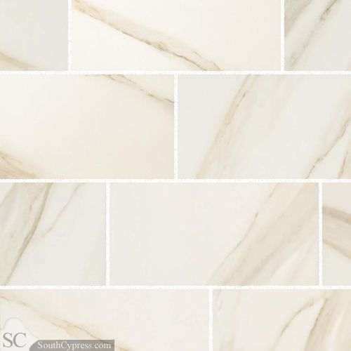 timeless collection calacatta pearl featured on the subway tile page from south cypress kithcen