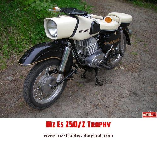 Mz Es 250/2 Trophy