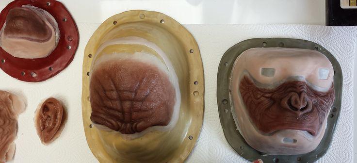 Prosthetic parts