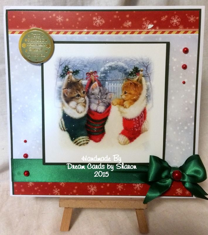 91 best images about hunkydory santa paws cards on for Santa cards pinterest