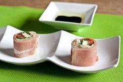 Hoe maak je Italiaanse sushi?